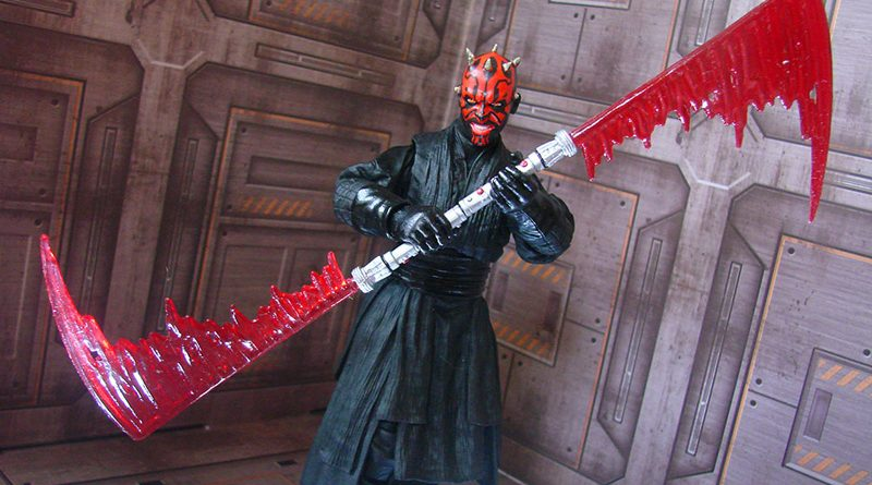 DST Select Darth Maul Banner