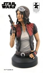Gentle Giant Bust Doctor Aphra Front