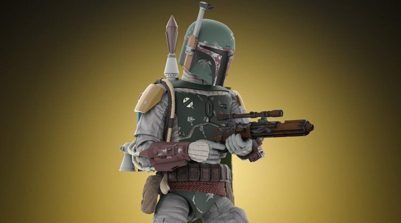 Return of the Jedi Boba Fett Joins Hasbro's Vintage Collection
