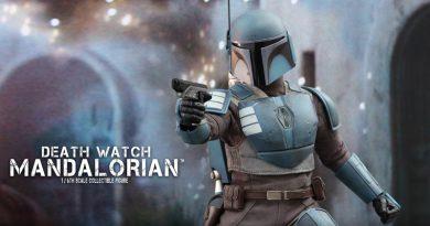 Hot Toys Announces Death Watch Mandalorian