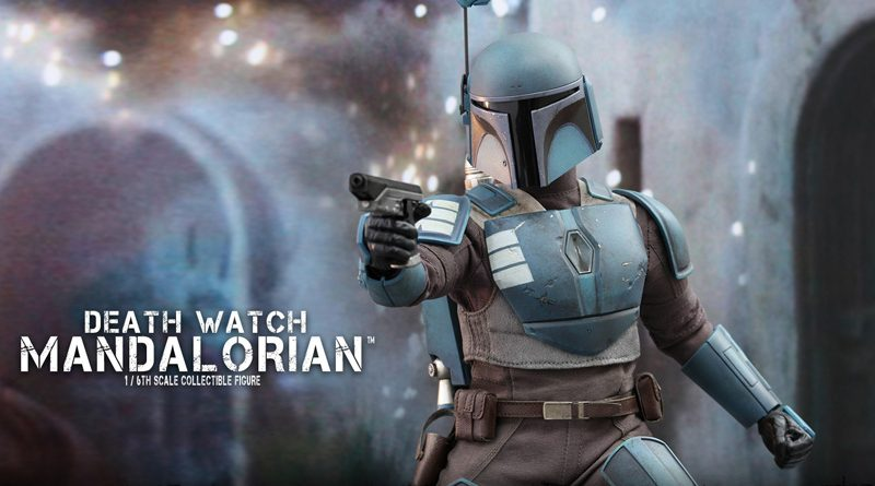 Hot Toys Death Watch Mandalorian Banner