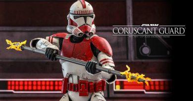 Star Wars The Clone Wars Coruscant Guard