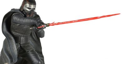 Kylo Ren Premier Statue, Weapon X And More In Store Now