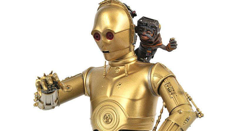 GG C-3PO Babu Frik Banner