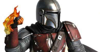 The Mandalorian Beskar Pauldron Pre-order Today