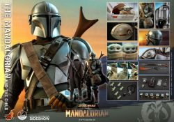 Hot Toys Quarter The Mandalorian Accessories