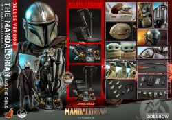 Hot Toys Quarter The Mandalorian Deluxe Accessories