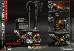 Hot Toys Quarter The Mandalorian Deluxe Stand