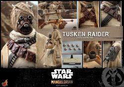 Hot Toys Tusken Raider Accessories