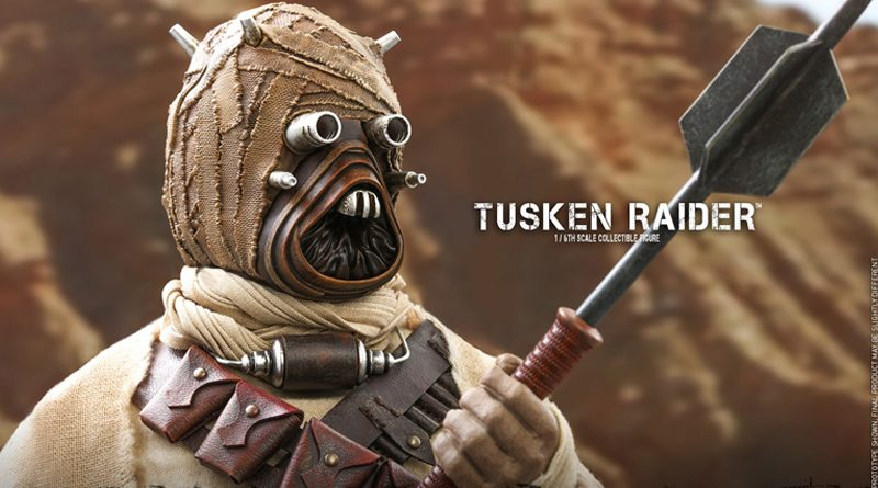 Hot Toys Announces Tusken Raider