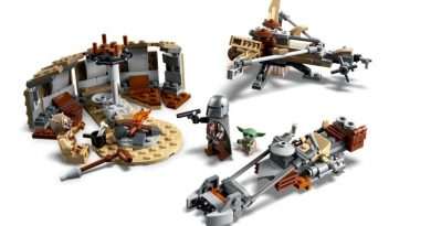 The Mandalorian Season 2 Gets A New LEGO Set