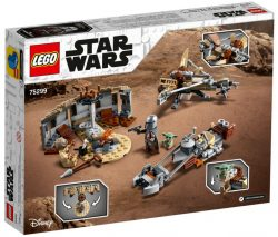 LEGO 75299 Trouble on Tatooine Pkg Back