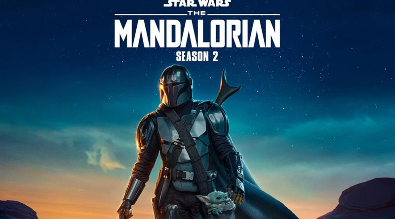 The Mandalorian Season 2 Soundtrack Banner