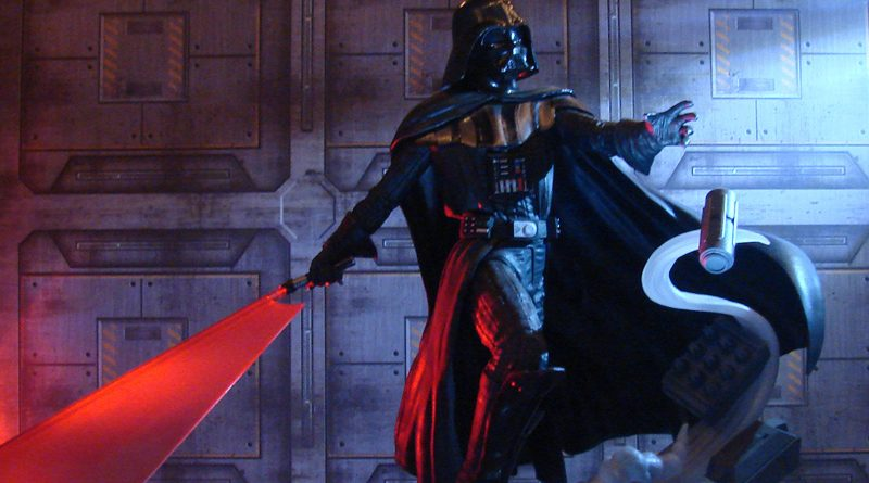 Diamond Select Launches Gallery Diorama Star Wars Line With Darth Vader