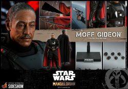 Hot Toys TM Moff Gideon Accessories