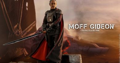 Hot Toys Moff Gideon