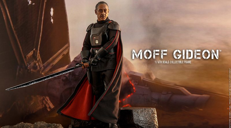 Hot Toys TM Moff Gideon Banner