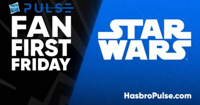 Hasbro Holds First 2021 Fan First Friday