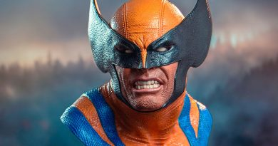Now On Sale From Diamond Select: L3D Wolverine, Mile Morales Bust And More