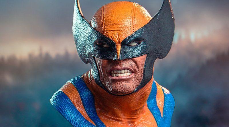 DST L3D Comic Wolverine Banner