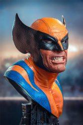 DST L3D Comic Wolverine Profile