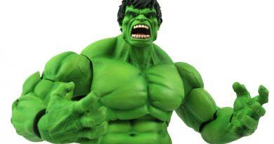 The Mandalorian Premier Statue, Immortal Hulk, Disney D-Formz And More By Diamond Select