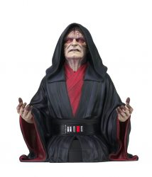GG Star Wars TROS Emperor Bust