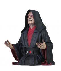 GG Star Wars TROS Emperor Bust Left
