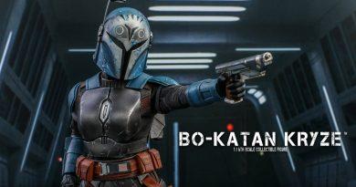 Bo-Katan Joins The Hot Toys The Mandalorian Line