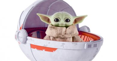 Mattel Offers Limited Edition The Child With Hover Pram