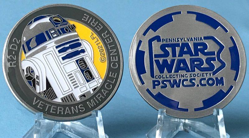 PSWCS VMCE R2-D2 2021 Medallion Banner