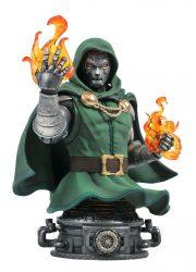DST Marvel Bust Dr Doom