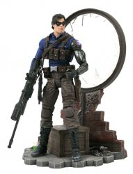 DST Marvel Select Winter Soldier Loose
