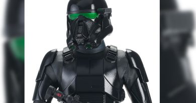 Gentle Giant Death Trooper Mini Bust Pre-order