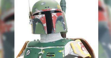 Legends in 3D Boba Fett Bust Pre-order