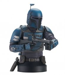 GG Mando Death Watch Trooper Bust Right
