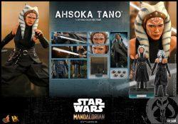 Hot Toys TM Ahsoka Tano Accessories