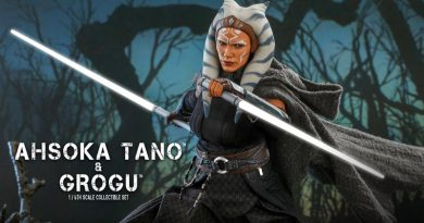 Hot Toys The Mandalorian Ahsoka Tano And Grogu Available For Pre-order