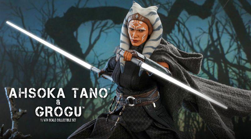 Hot Toys TM Ahsoka Tano Banner