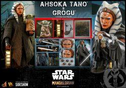 Hot Toys TM Ahsoka Tano Grogu Accessories