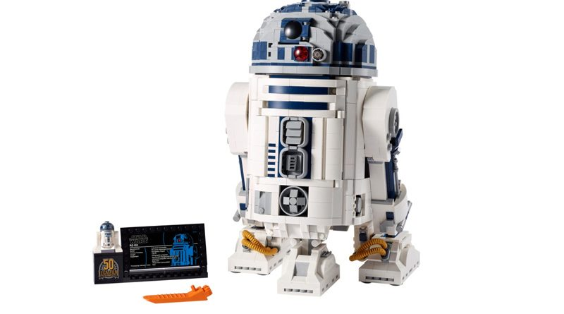 LEGO Launches UCS R2-D2 For May the 4th Plus Promos