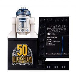 LEGO 75308 R2-D2 Minifigure