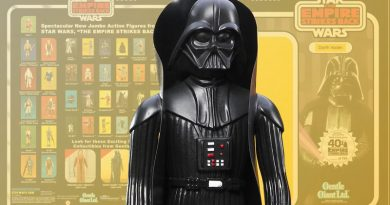 Gentle Giant Empire Strikes Back Jumbo Darth Vader