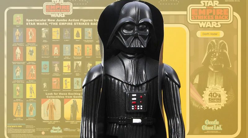 Gentle Giant Jumbo TESB Darth Vader