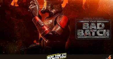 Hot Toys Teases Star Wars The Bad Batch Figures