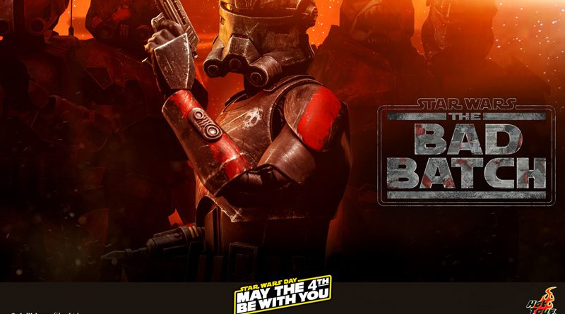 Hot Toys Bad Batch Echo Banner