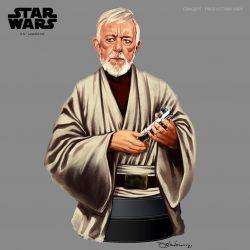 GG PG Bust Obi-Wan Kenobi
