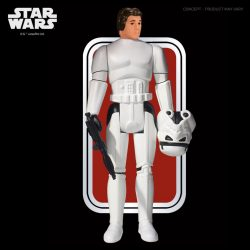 GG PG Jumbo Han Solo Stormtrooper